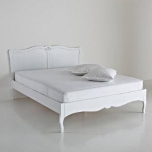 Lit 2 personnes + tête de lit, Lison La Redoute Interieurs