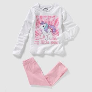 Pyjama MY LITTLE PONY, Jersey aus reiner Baumwolle, 2–12 Jahre MY LITTLE PONY