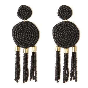 Boucles d'oreille, esprit ethnique La Redoute Collections