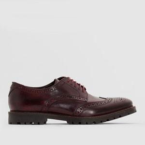 Sapatos derbies em pele BASE LONDON TRENCH BASE LONDON