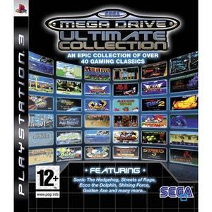 SEGA Mega Drive Ultimate Collection PS3 SEGA