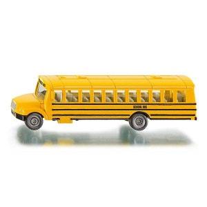 Modèle réduit en métal : Bus scolaire américain SIKU
