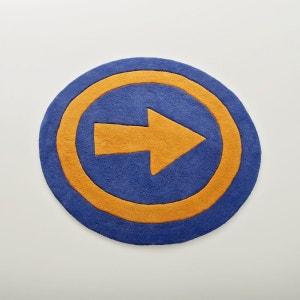 Alfombra redonda de tuft motivo flecha, Zilius La Redoute Interieurs
