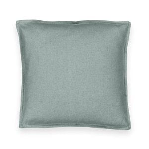 Housse de coussin en métis lin/coton TAÏMA La Redoute Interieurs