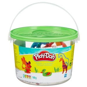 Pâte à modeler Play-Doh Mini baril : Animaux PLAY DOH