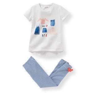 Pyjama jersey 2-12 ans abcd'R