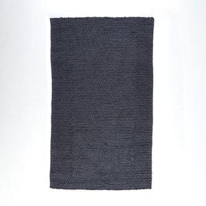 Tapete de quarto Diano, pura lã, efeito tricot La Redoute Interieurs