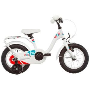 niXe 12 - Vélo enfant - steel blanc S'COOL
