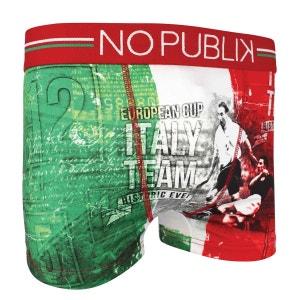 Boxer Microfibre Homme Italy NO PUBLIK