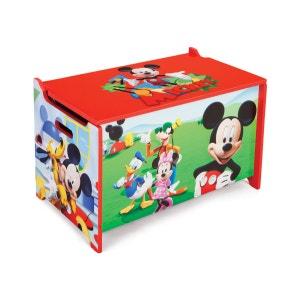 Coffre à jouets sécurisé Mickey Mouse Disney DELTA