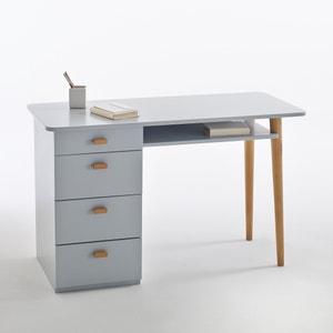 Schreibtisch JIMI, 4 Schubladen La Redoute Interieurs
