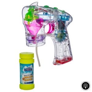 Pistolet à bulles de savon - Lumineux BE
