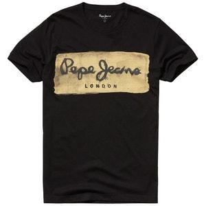 T-shirt Charing com motivo estampado PEPE JEANS