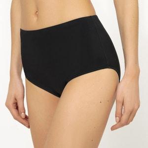 Slip per bikini tinta unita INES OLYMPE MERCADAL X LA REDOUTE MADAME
