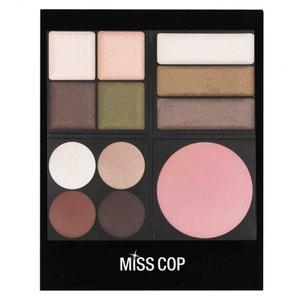 Miss Cop Palette de Maquillage Nude MISS COP