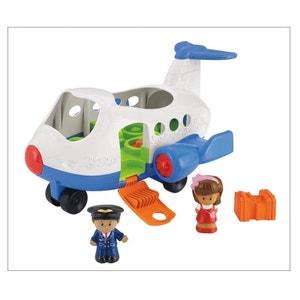 Mattel BJT56 Fisher Price - Little People - Avion MATTEL