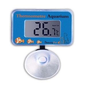 Thermomètre à ventouse digital étanche pour aquarium BEAUTY PET