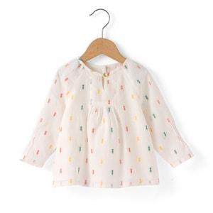 Blusa bordada, 1 mês - 3 anos R mini