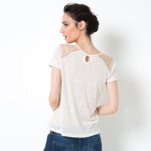 T-shirt bimatéria SUNCOO