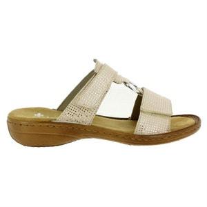 Sandales et nu-pieds rieker 66584 40  noir Rieker  La Redoute