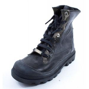 Boots IKKS DAVID gris K3511 IKKS