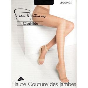 Legging Pierre Mantoux CLOTHILDE nero 8D 1 PIERRE MANTOUX