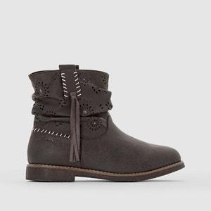 Boots à franges Baili COOLWAY