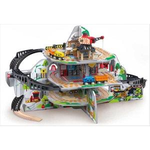 Circuit train Mega Montage minière Hape HAPE