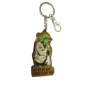 Star Wars - Porte clé Métal Yoda SD TOYS