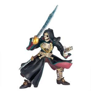 Figurine Pirate Tête de Mort PAPO