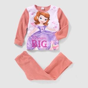 Pyjama polaire PRINCESSE SOFIA, 2 - 10 ans PRINCESSE SOFIA