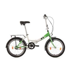 Vélo pliant 20'' FX 300 vert TC 30 cm KS Cycling KS