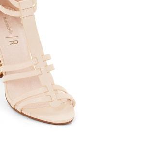 Glitter Heel Sandals MADEMOISELLE R