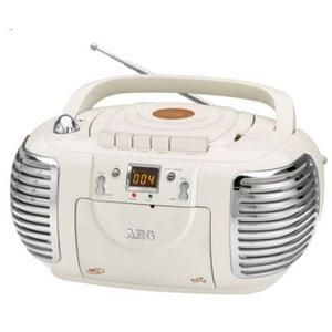 Radio k7 cd  NSR 4377 AEG