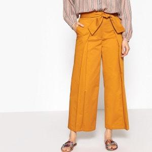 Pantalon droit taille haute La Redoute Collections