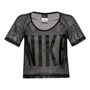 Shirt d´entraînement GRX MESH CROP TOP 650863 NIKE