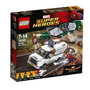 Marvel Super Heroes - L'attaque aérienne de Vautour - LEG76083 LEGO