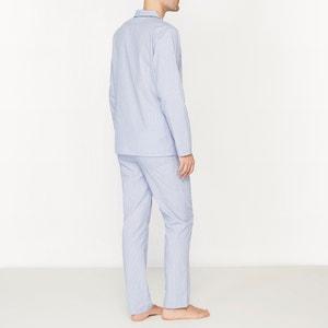 Pyjama in popeline La Redoute Collections