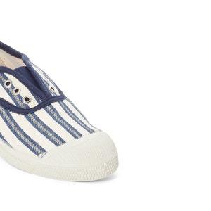 Sneakers Elly Rayures Transat BENSIMON