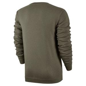 Crew Neck Cotton Sweatshirt NIKE