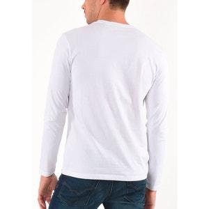 Tee shirt col v, manches longues KAPORAL 5