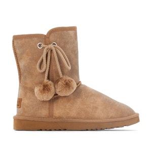 Boots fourrées Uma ESPRIT