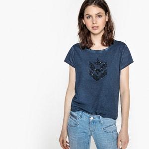 T-shirt met ronde hals en korte mouwen FREEMAN T. PORTER