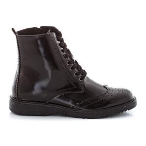 Boots con lacci R édition