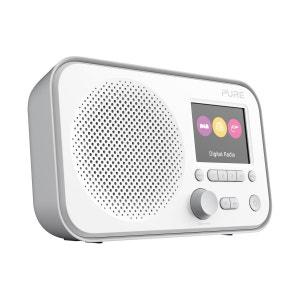 Radio numérique Elan E3 gris PURE