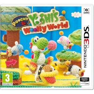 Poochy & Yoshi's Woolly World 3DS NINTENDO