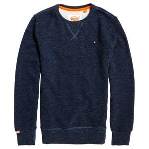 Sweater met ronde hals SUPERDRY