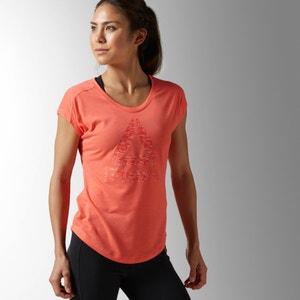 Tee-shirt manches courtes logo Reebok REEBOK
