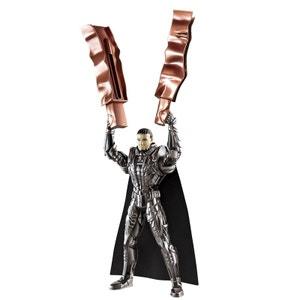 Figurine Superman Power Attack Deluxe : Général Zod MATTEL