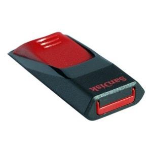 Clé USB Sandisk Cruzer Edge 32 GB Noir / Rouge SANDISK